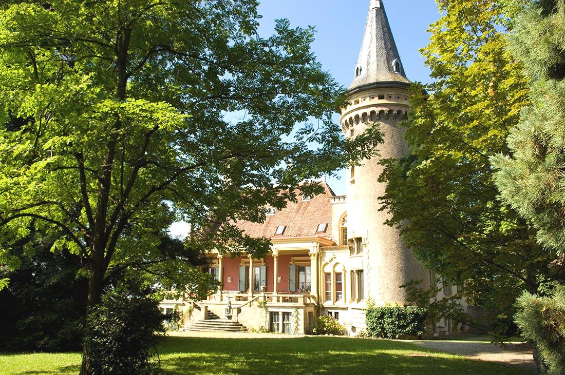 Le Château de Cormondrèche, un lieu d'exception pour des instants privilégiés.